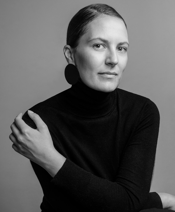 portrait léa ruellan, fondatrice Equilibre CBD