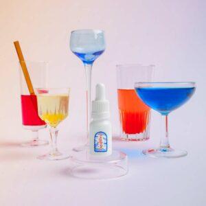 Huile hydrosoluble CBD se dilue dans toutes vos boissons