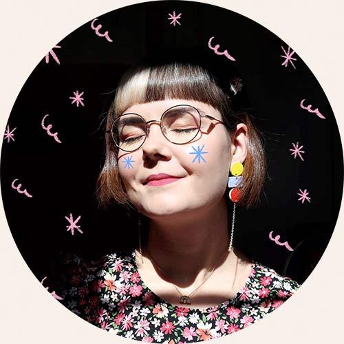 Portrait de Sarah Martin alias Haras Nitram