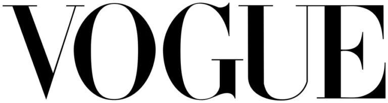 logo media VOGUE MAGAZINE