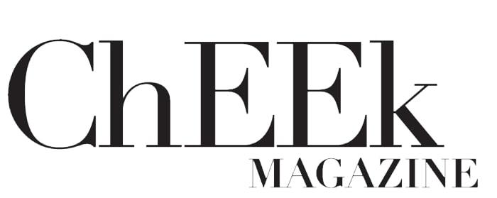 logo media cheek magazine