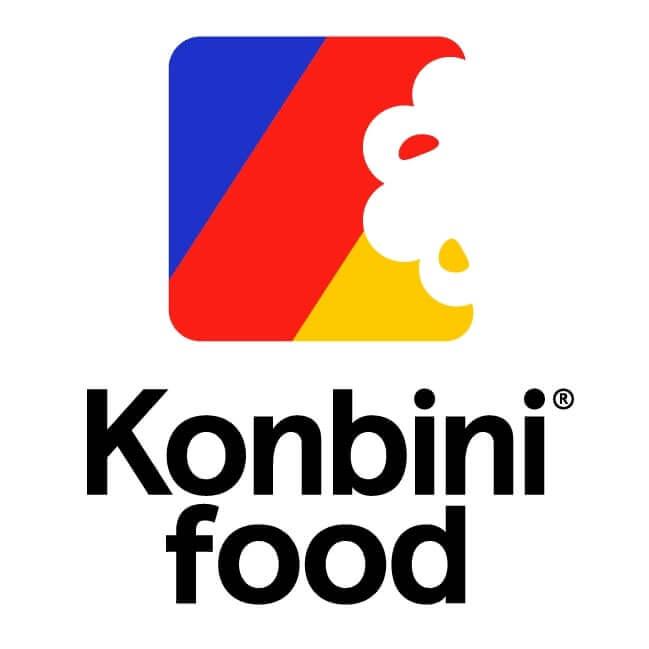logo media KONBINI food