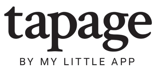 logo media TAPAGE by My Little Paris